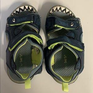 Light up sandals